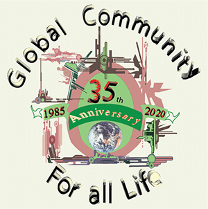 35 th Anniversary of Global Community.