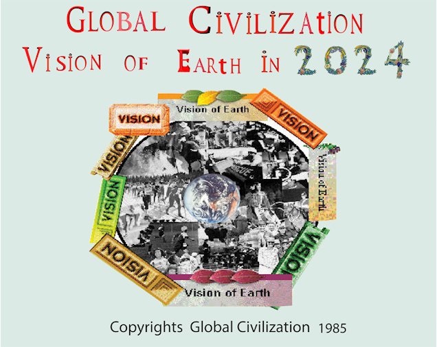 Vision of Earth in 2024